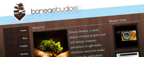 Bonsaï Studio